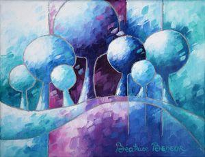 Rêves bleu
