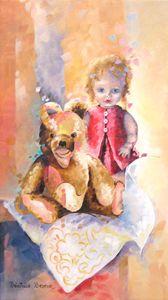 Souvenirs d'enfance - Beatrice BEDEUR