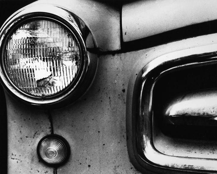 Classic Car Analog - Brittany Megis Photography