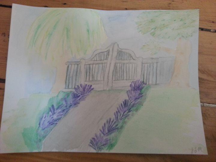 Lavender Gates - MillsArtistry