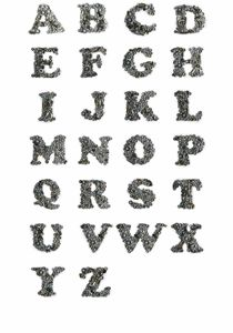 Iron alphabet