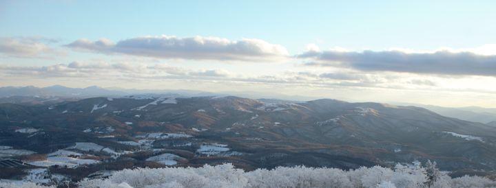 Mountain Range - Aaryn Buckholtz