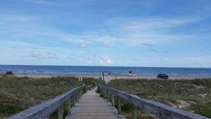 Walkway to Paradise
