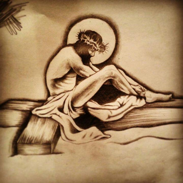 Jesus - Brandis Art Gallery