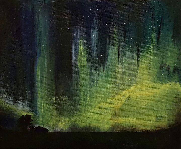 Northern lights - dominik jedynak