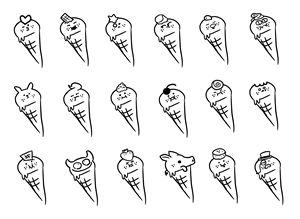Emotive Ice Cream