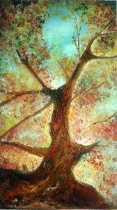 TREE IN AUTUMN - 2