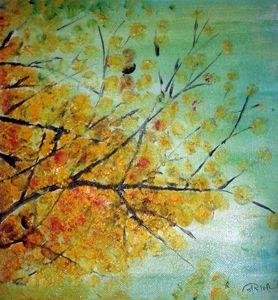 autumn tree - 1