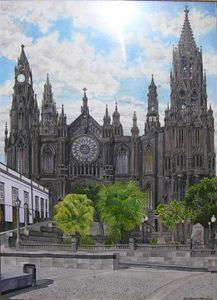 """Catedral"" - Robert C. Murray II"