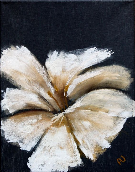 Flower Wall Art 2 - Sheaffer Art Gallery