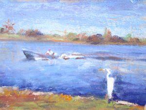 """""""A Day at the Lake"""""""