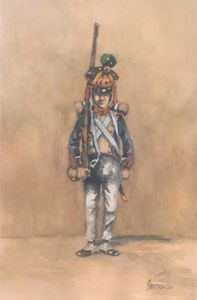 French Infantry Regiment of Fusilier