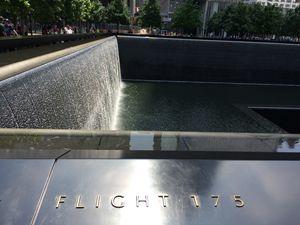 09/11 mémorial - NYC