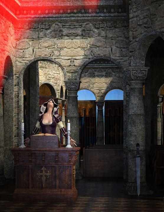 Joan of Arc - Jeanne d'Arc - Victor Daniel
