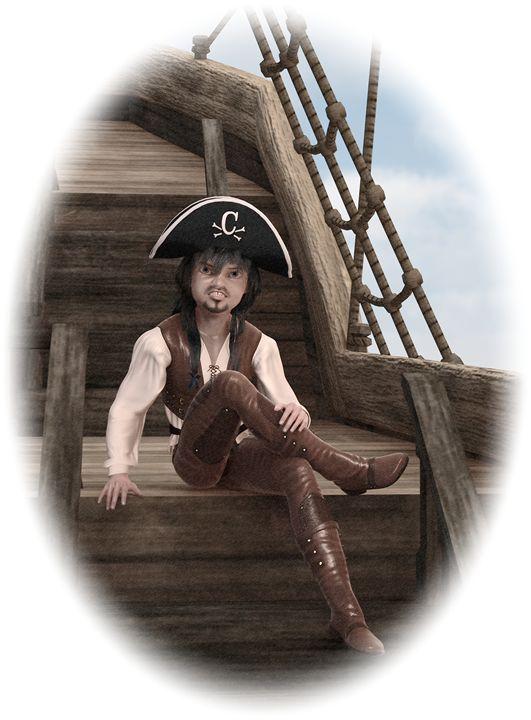 Capt. Craig Illustration 3 - Victor Daniel