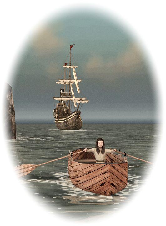 Capt. Craig Illustration 4 - Victor Daniel