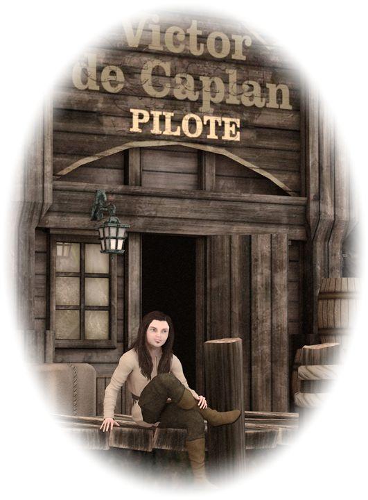 Capt. Craig Illustration 5 - Victor Daniel