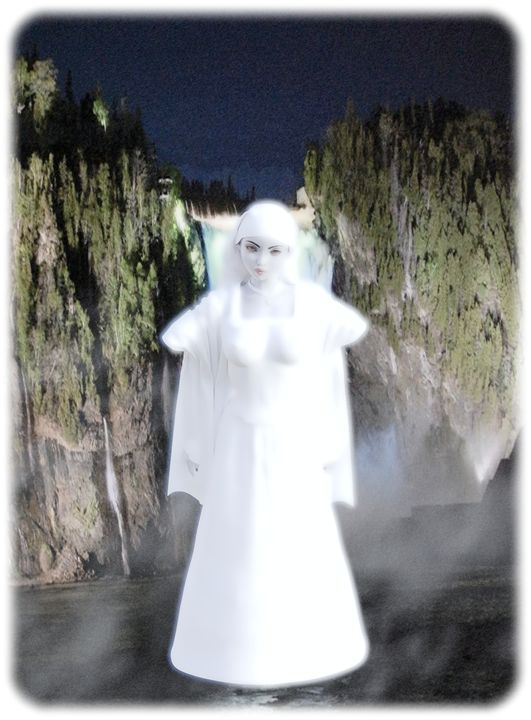 Dame Blanche (Cover - Couverture) 13 - Victor Daniel