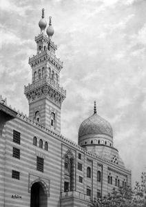 Mosque of Qani-Bay