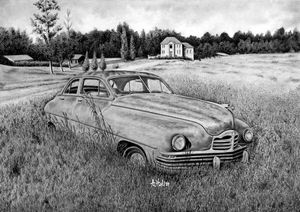 An Old Packard