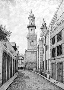 Muizz Street, Cairo, Egypt