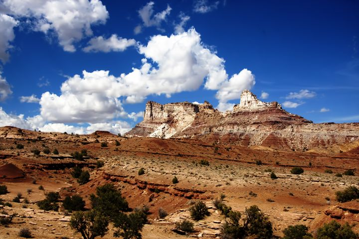 San Rafael Swell - Mark Smith Nature Photography