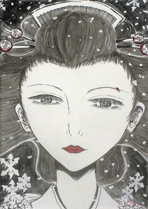 O-Yuki - Kaori Ochiai