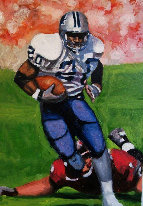 Thye receiver - John H. Sibley