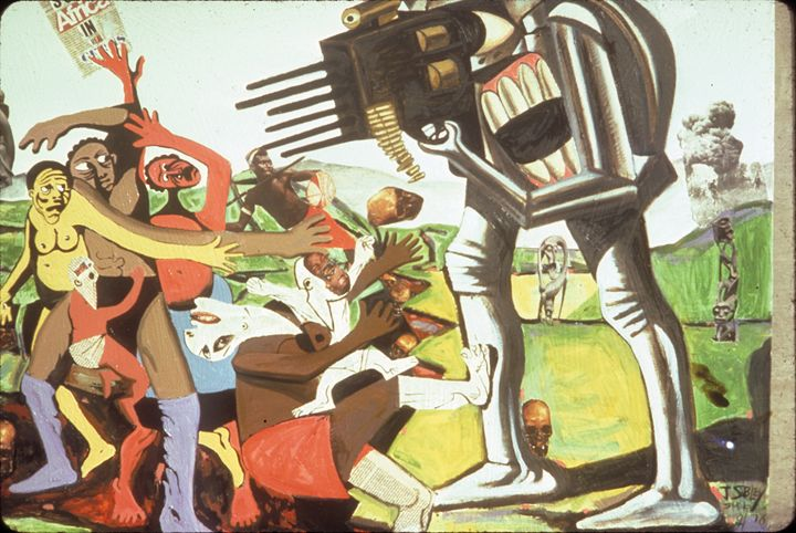Mandela's War - John H. Sibley