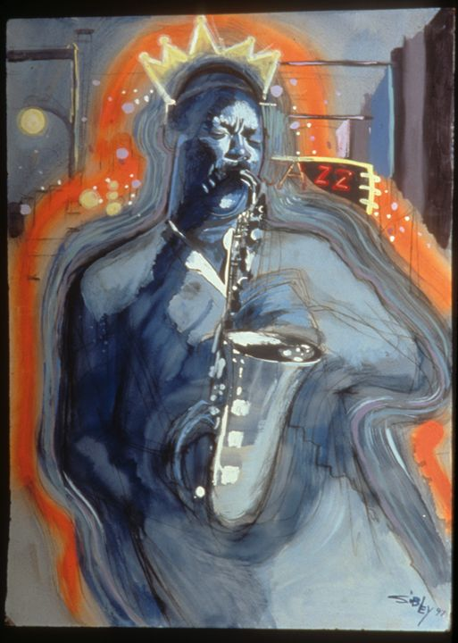 The Jazzman - John H. Sibley