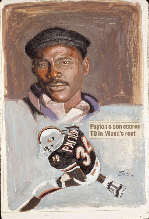 Payton's Legacy - John H. Sibley