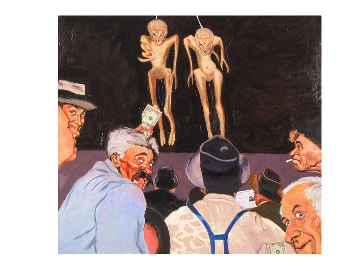 Lynching in Hanger 17 - John H. Sibley