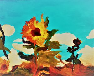 Janice's Sunflower