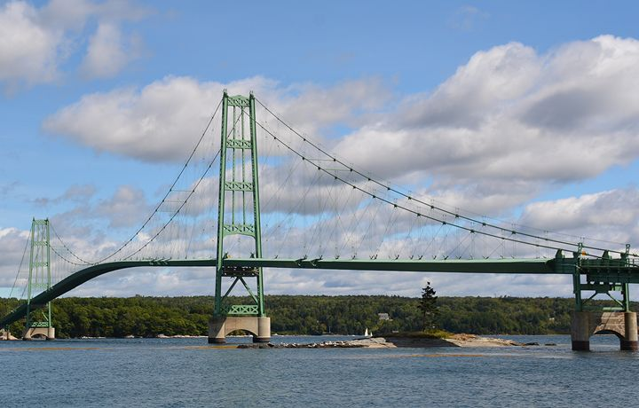 Deer Isle Bridge - NatureBabe Photos