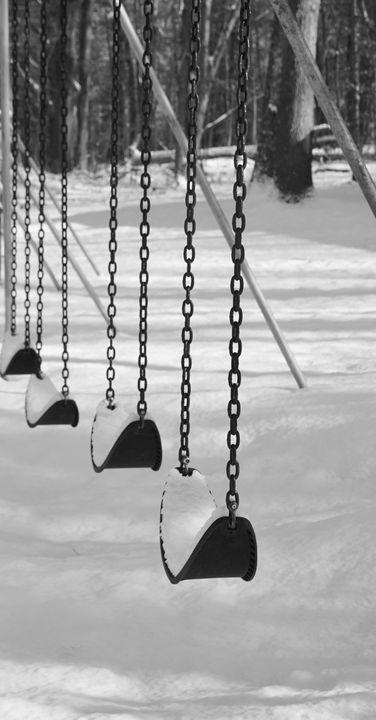 Snow Swings - NatureBabe Photos