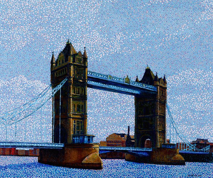 Tower Bridge London - JUCHUL KIM