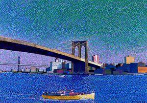 Brooklyn Bridge New York - JUCHUL KIM