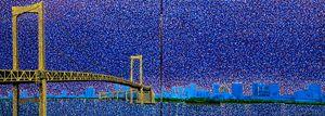 Rainbow Bridge.Tokyo Japan