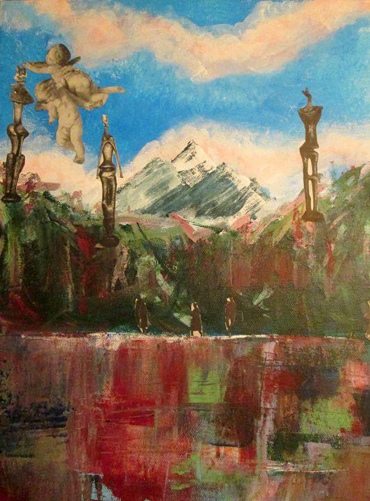A chaotic attempt at utopia - Elisabeth Elder-Gomes
