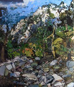 Quarry River Bed