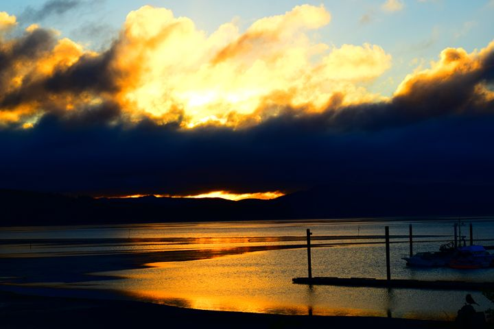 Morning sunrise - Ngtimages