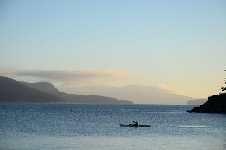 Early morning kayaking - Ngtimages