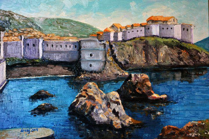 Dubrovnik - Croatia - atelje lerok