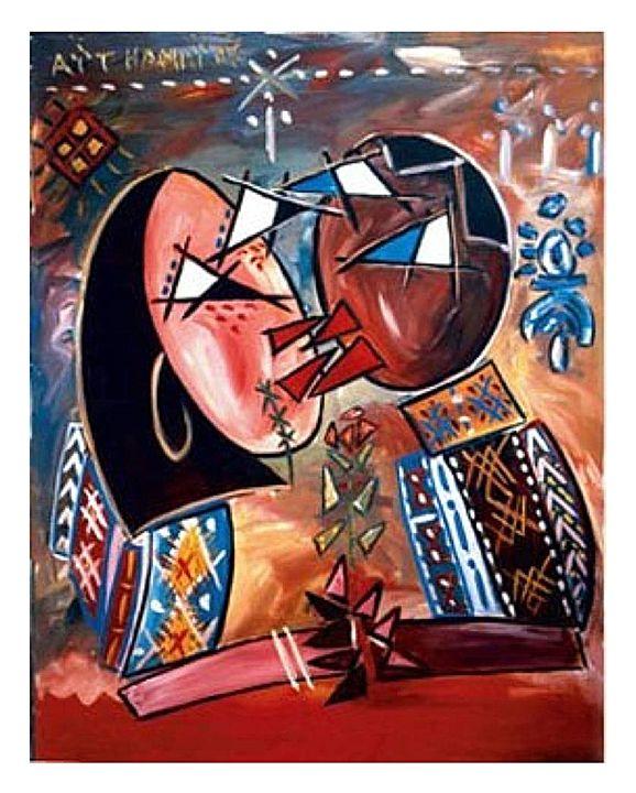 Kiss me - Hassan Hamdi