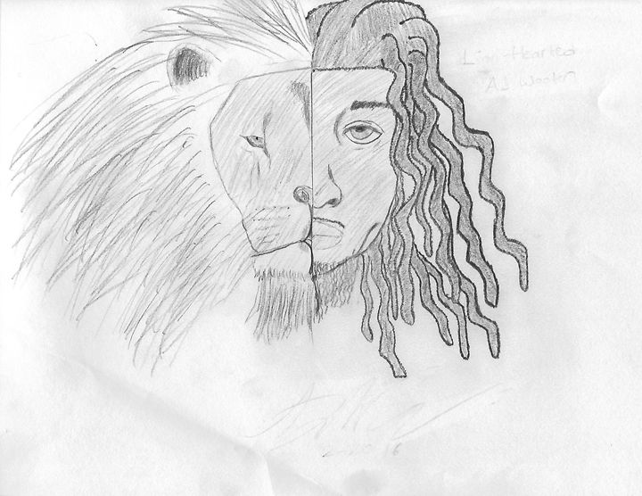 Lion-Hearted - From The Mind of AJ Wooten