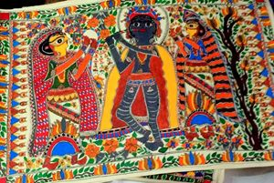 Madhubai Painting
