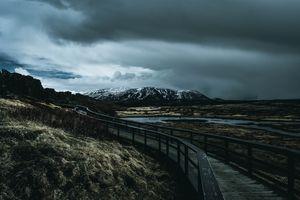 Fields of Þingvellir