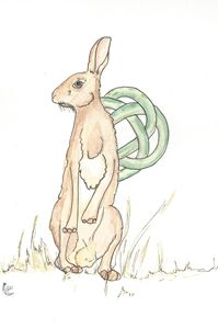 Celtic Hare