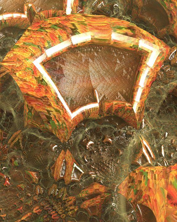 Amberglass - Fractals