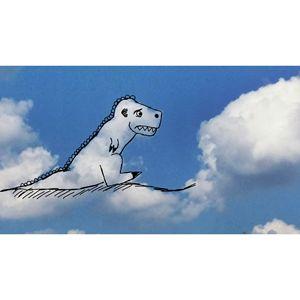 Depressed Dino